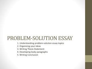 Five paragraph argumentative essay samples